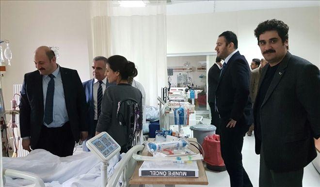 Kızıltepe Devlet Hastanesinde Eksiksiz Hizmet