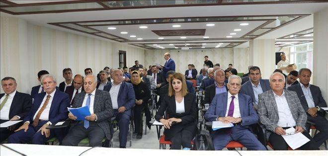"""Ahmet Türk; ?Bugün devir aldığımız büyükşehir belediyesinin borcu 406 milyon lira"""""""