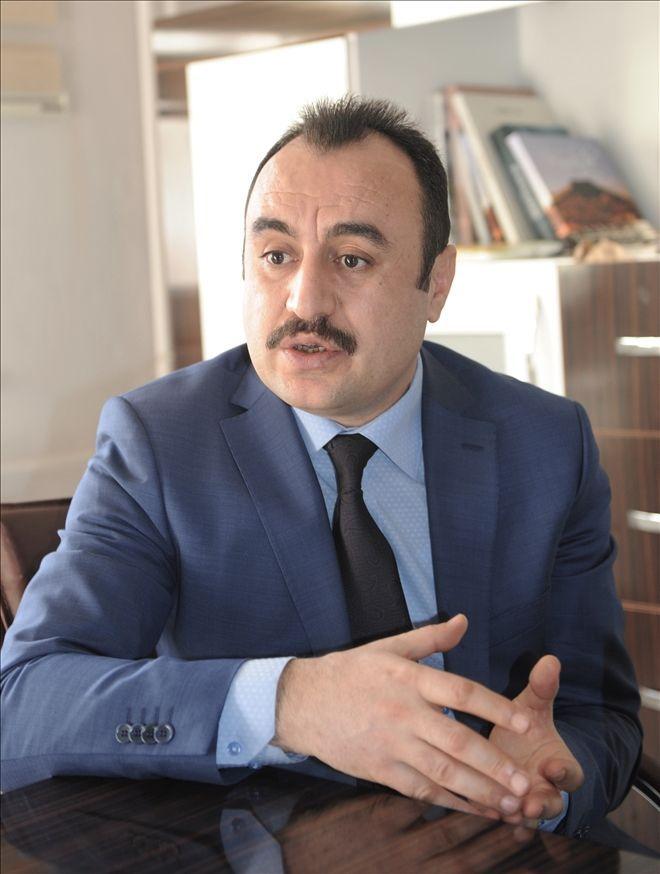 Mardin Baro Başkanı Araz,