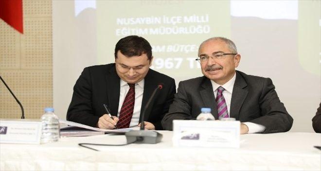 Güneydoğu´ya 40 milyonluk dev yatırım için imzalar atıldı