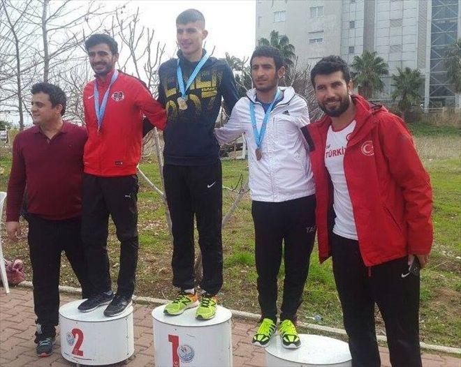 Mardinli Atletler Antalya´da Fırtına Gibi Esti