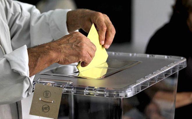 1.630 sandıkta 445 bin 41 seçmen oy kullanacak