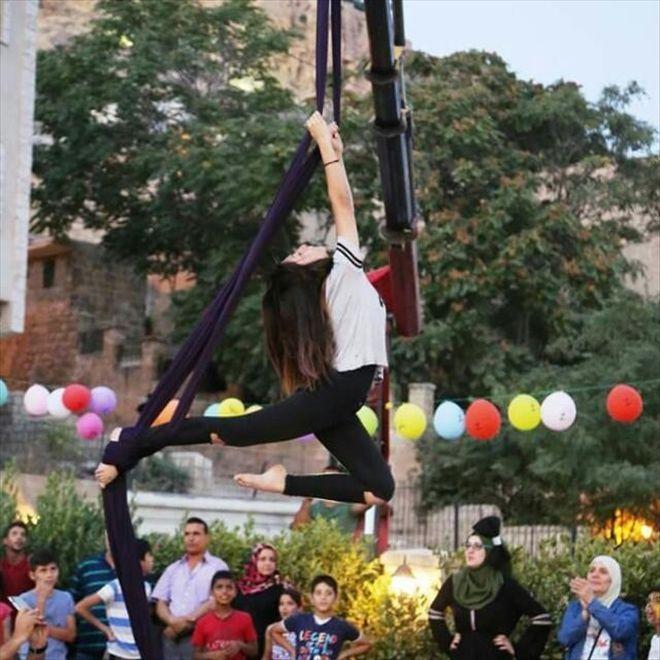 Uluslararası Mezopotamya Sirk ve Sokak Sanatları Festivali