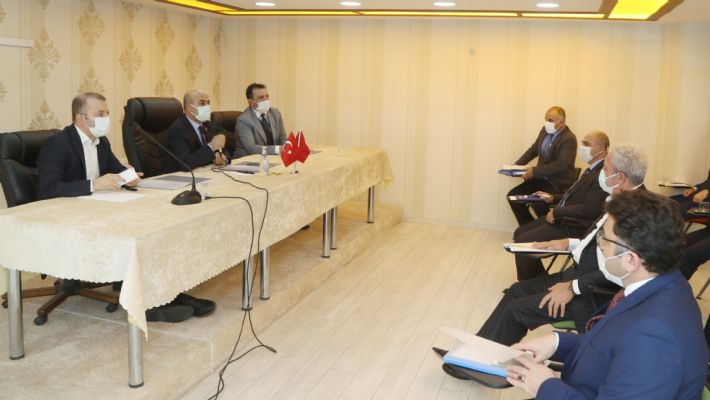 Mardin'de AYKOME Toplantısı
