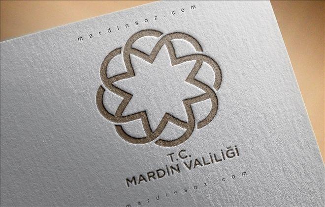 Mardin Valiliği´nden taziye mesajı