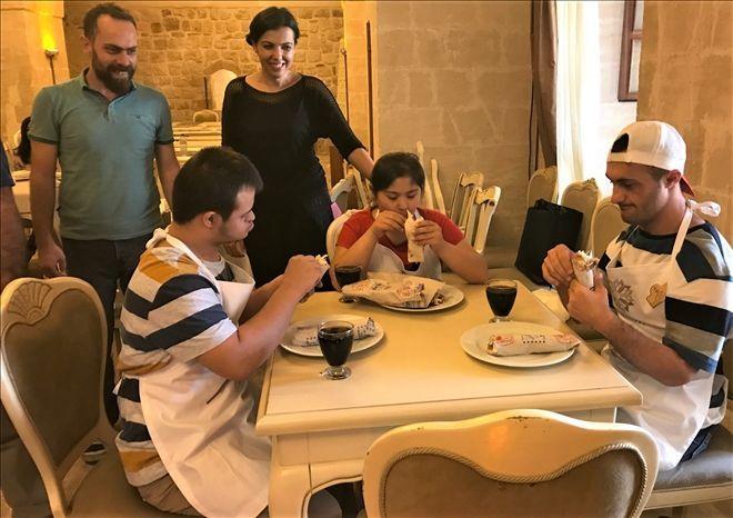Mardin Büyükşehir Belediyesi´nden Down Sendromlu Gençlere Özel Proje