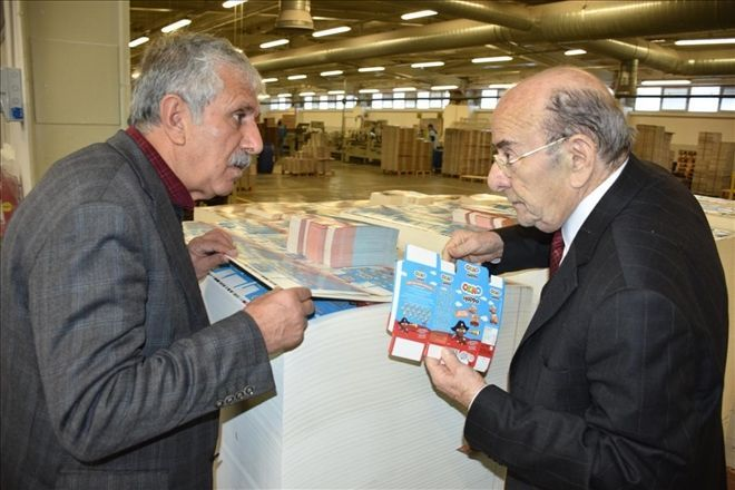 Gazeteci, siyasetçi, iş adamı Münir Kilimci..