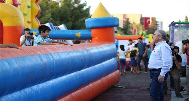 Büyükşehir Belediyesi´nden 242 çocuk parkı