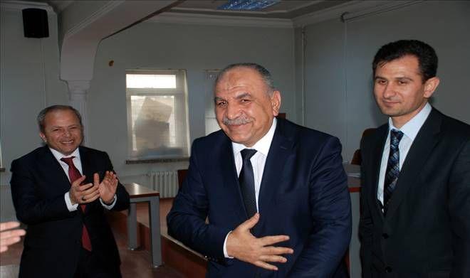 Mardin İl Milli Eğitim Müdürlüğüne Atanan Şişman Midyat'ta Veda Etti