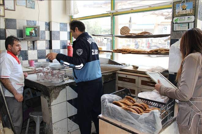 Mardin`de fırınlar denetleniyor