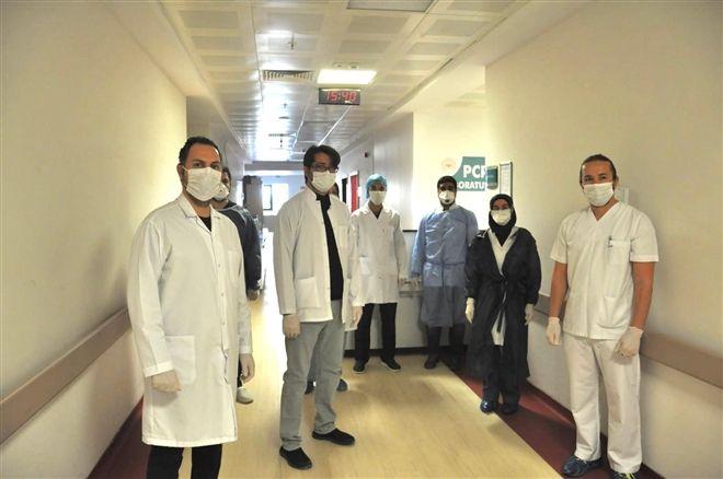 Mardin Devlet Hastanesinde, COVİD-19 PCR Tanı Laboratuvarı hizmete girdi