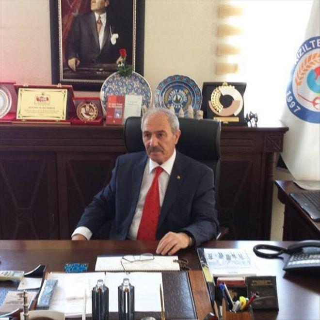 Kızıltepe Ticaret Borsası Yönetim Kurulu Başkanı Mehmet Şahin´den ?Ramazan Bayram´ mesajı