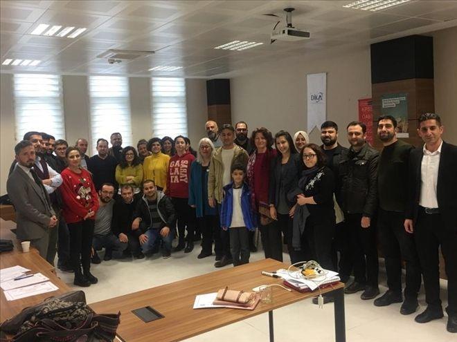 Mardin AÜ´de Sosyal Bilimlerde Nitel Araştırma Yöntemleri Seminerleri