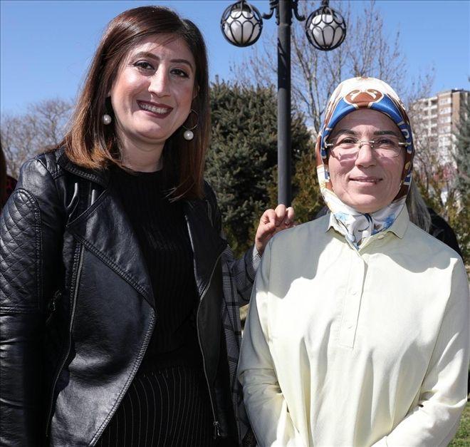Hayata dokunabilen bir Vali Eşi, Mardinlilerin Gül Annesi
