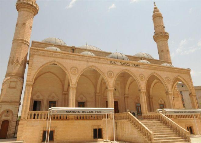 Mardin`de Yeni Camiler Tarihi Camileri Aratmıyor