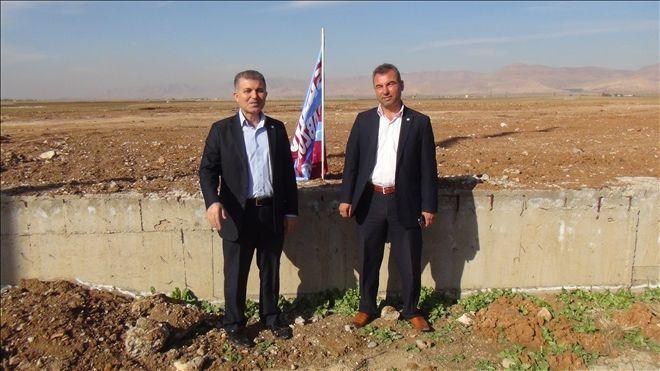 Mardin´deki Trabzonspor tesisleri için destek çağrısı
