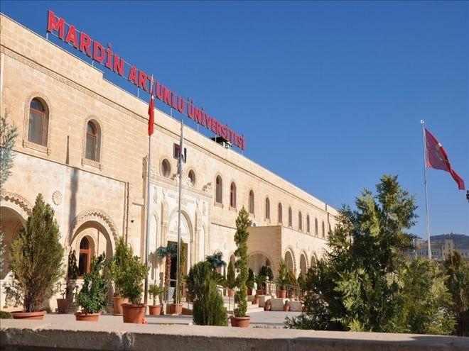 Artuklu Üniversitesi Derik ilçesinde Meslek  yüksekokulu kuracak