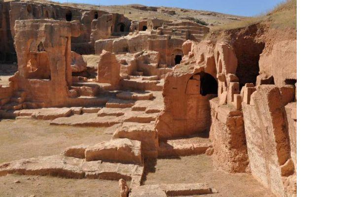 Doğu'nun antik efesi görenleri hayran bırakıyor