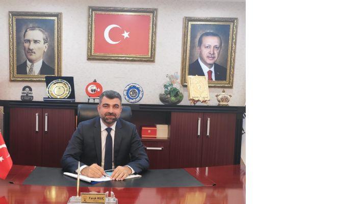 Ak Parti İl Başkanı Kılıç'tan Öğretmenler Günü Mesajı