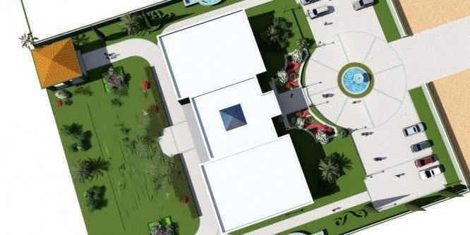 Derik'e Gençlik ve Kültür Merkezi Çok Yakışacak