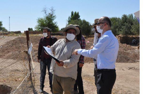 DİKA'dan, Dara Antik Kente 4 Milyonluk Destek