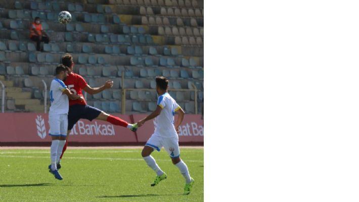 Mardin Fosfatspor Kupa'ya veda etti