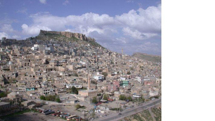 Mardin'de bahar havası