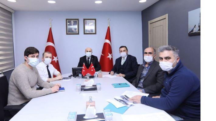 Vali Demirtaş: 'Asfaltlama çalışmalarına ağırlık vereceğiz'