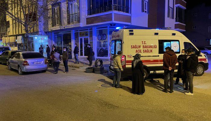 Adıyaman'da motosiklet devrildi: 3 yaralı
