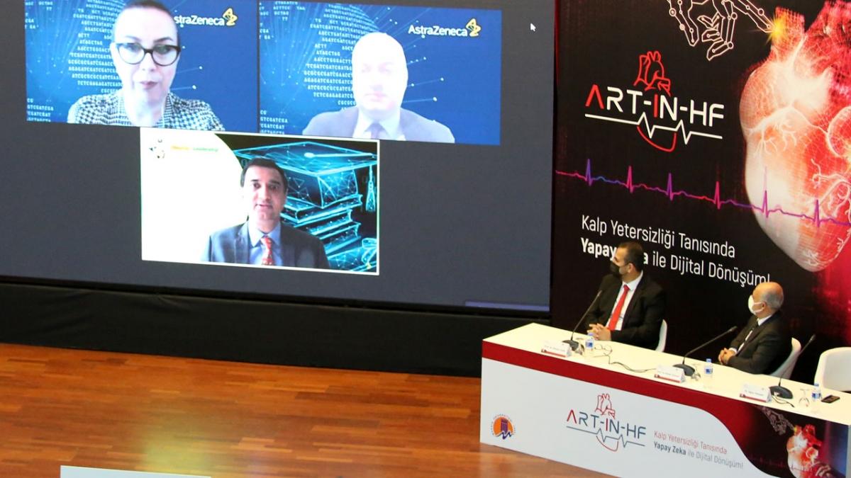 AstraZeneca'dan Mersin'e 'yapay zeka' desteği