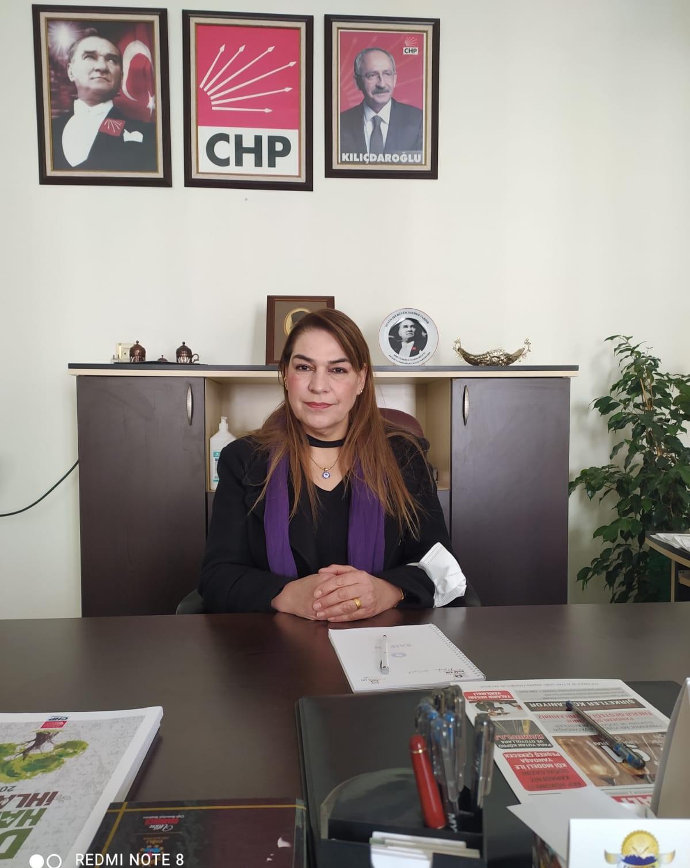 CHP Mardin Kadın Kolları Başkanı Kılıç Bayram Mesajı Yayımladı.