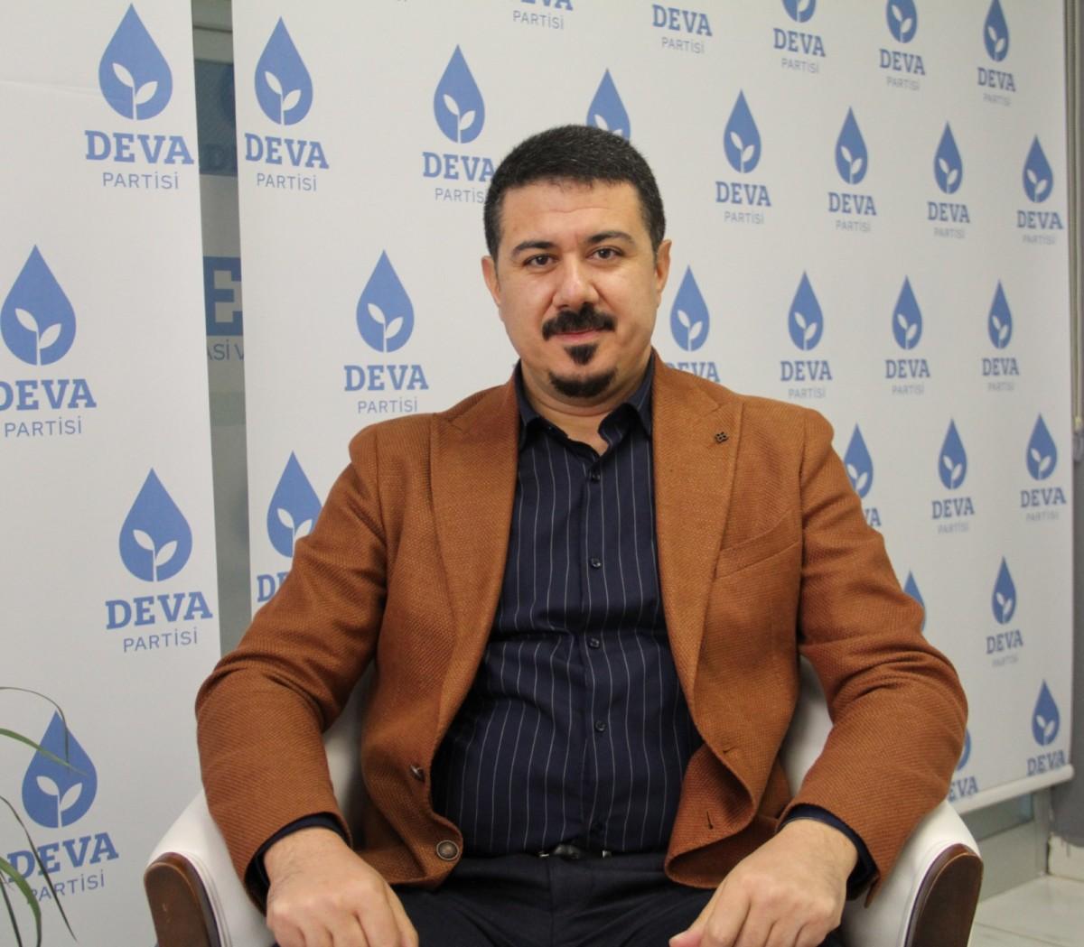 DEVA Partisi İl Başkanı Mesut Aydoğan'dan bayramı mesajı