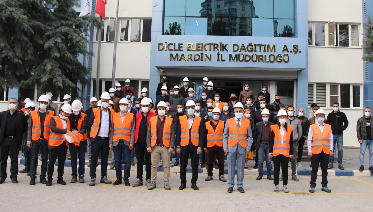 Dicle Elektrikte Bahar Hazırlığı