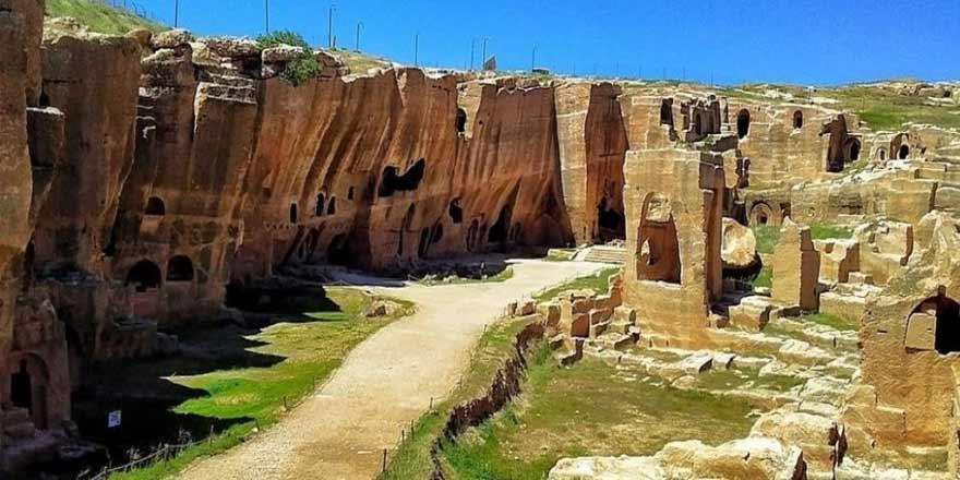 Doğu'nun Efes'i: Dara'da kazılar uzun zaman alacak