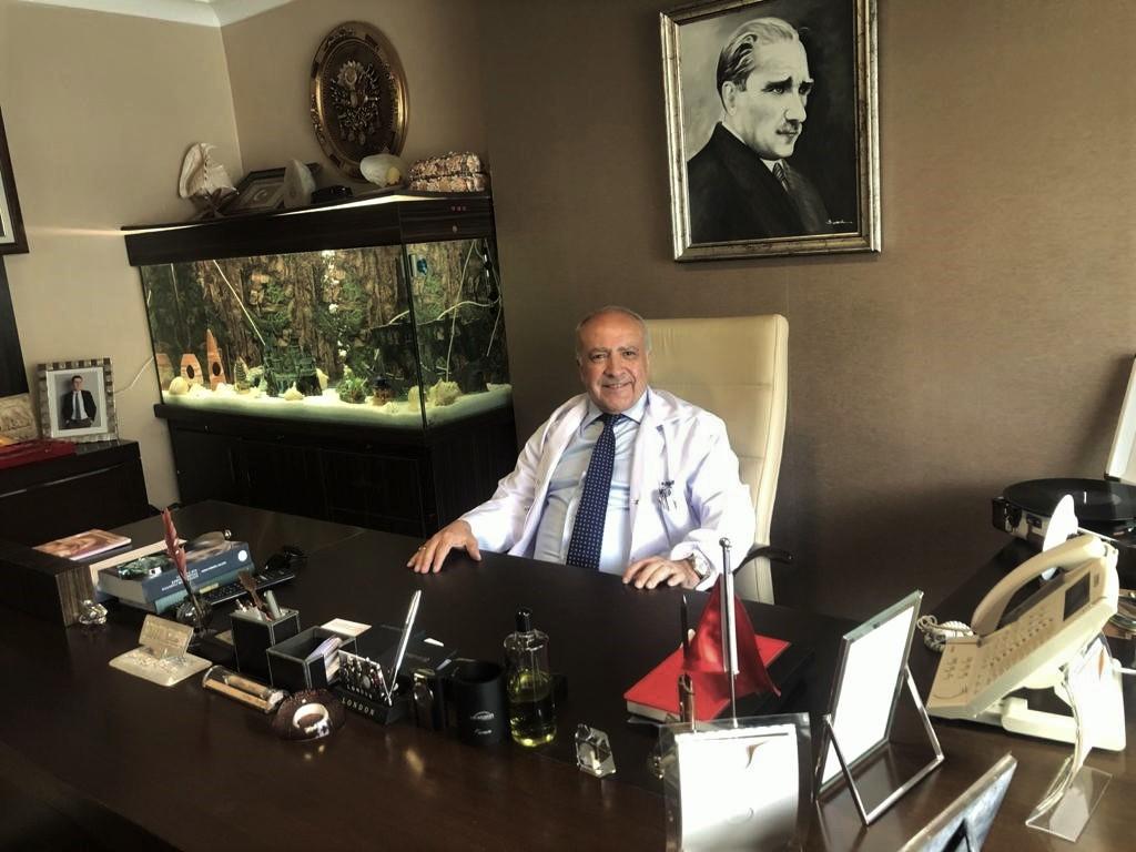 Uzman Doktor Nihat Özkan