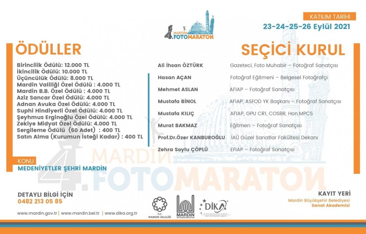 Fotoğraf Dostları Mardin'e akın edecek