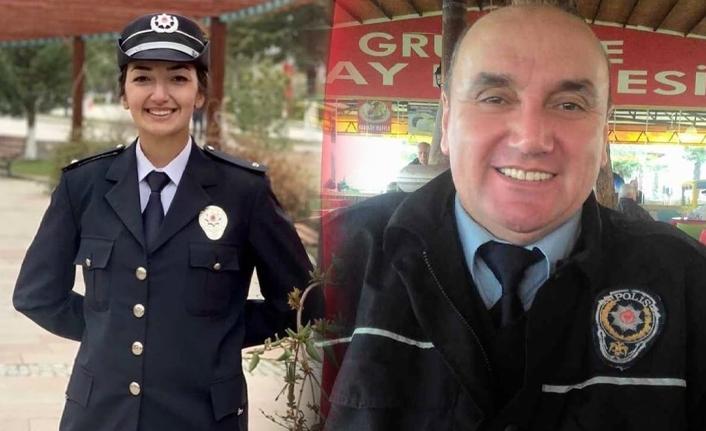 Gemlikli şehidin kızı da artık polis