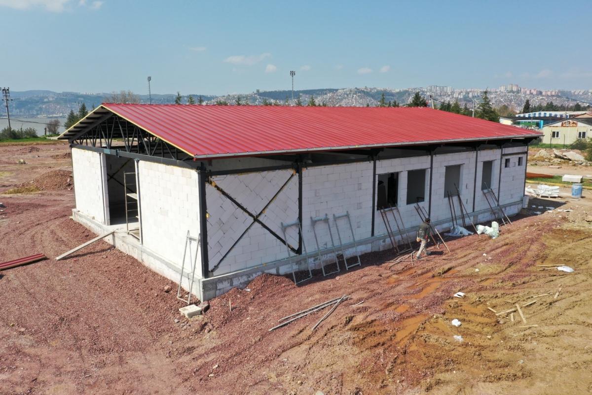 Kocaeli'deki çocuklar için Trafik Eğitim Parkı yapılıyor