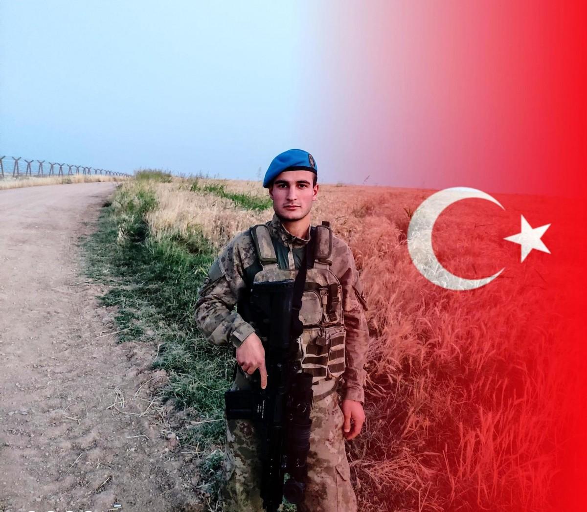 Mardin'de Astsubay şehit düştü
