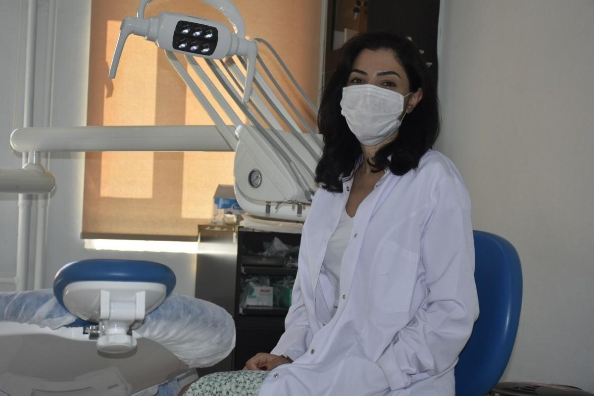 Mardin'de Pedodonti Uzmanı (Çocuk Diş Hekimi) Göreve Başladı