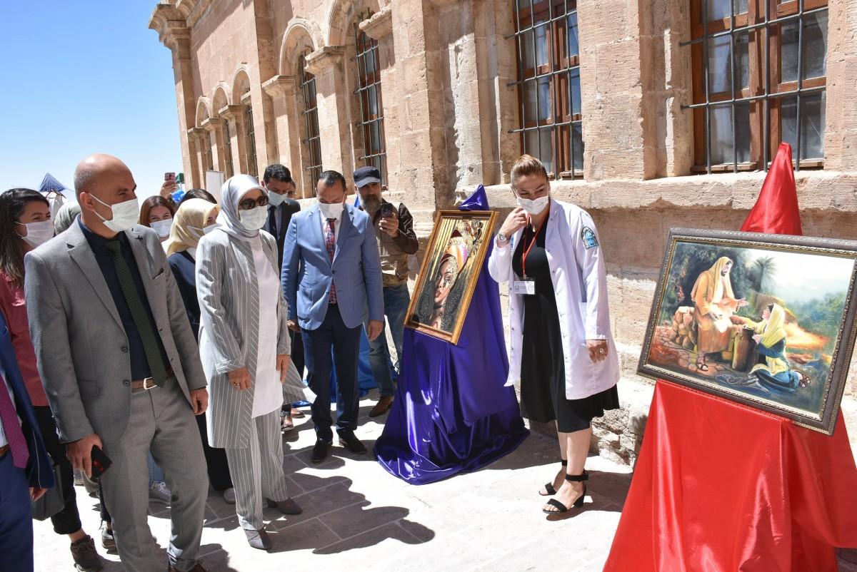 Mardin'de Sanatkarlar Hünerlerini konuşturdu