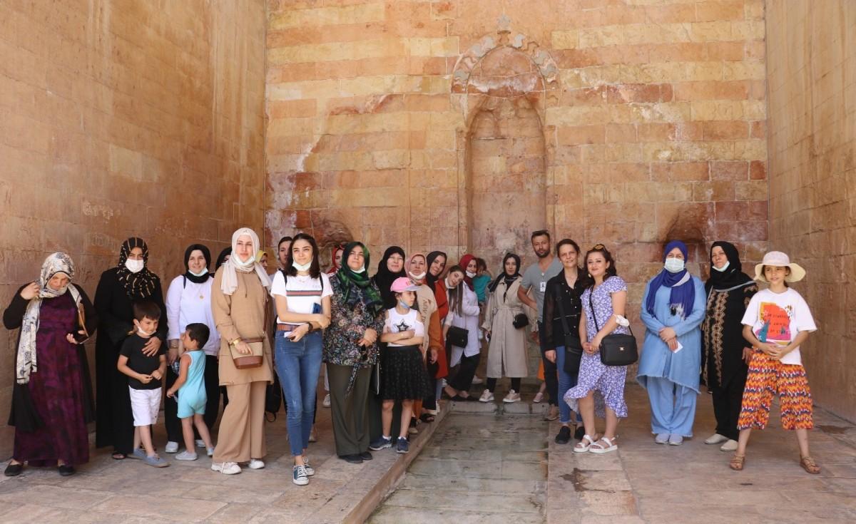 Mardin'e VIP Tur dönemi