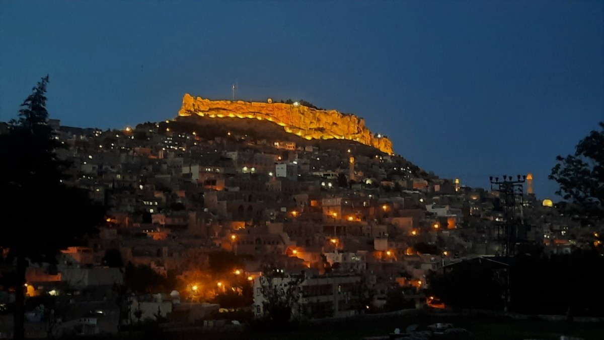 Mardin'i böyle gördünüz mü?