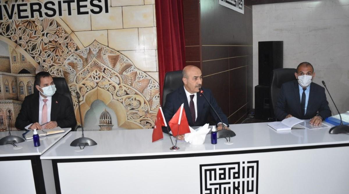 Mardin'de İl Koordinasyon Kurulu Toplandı
