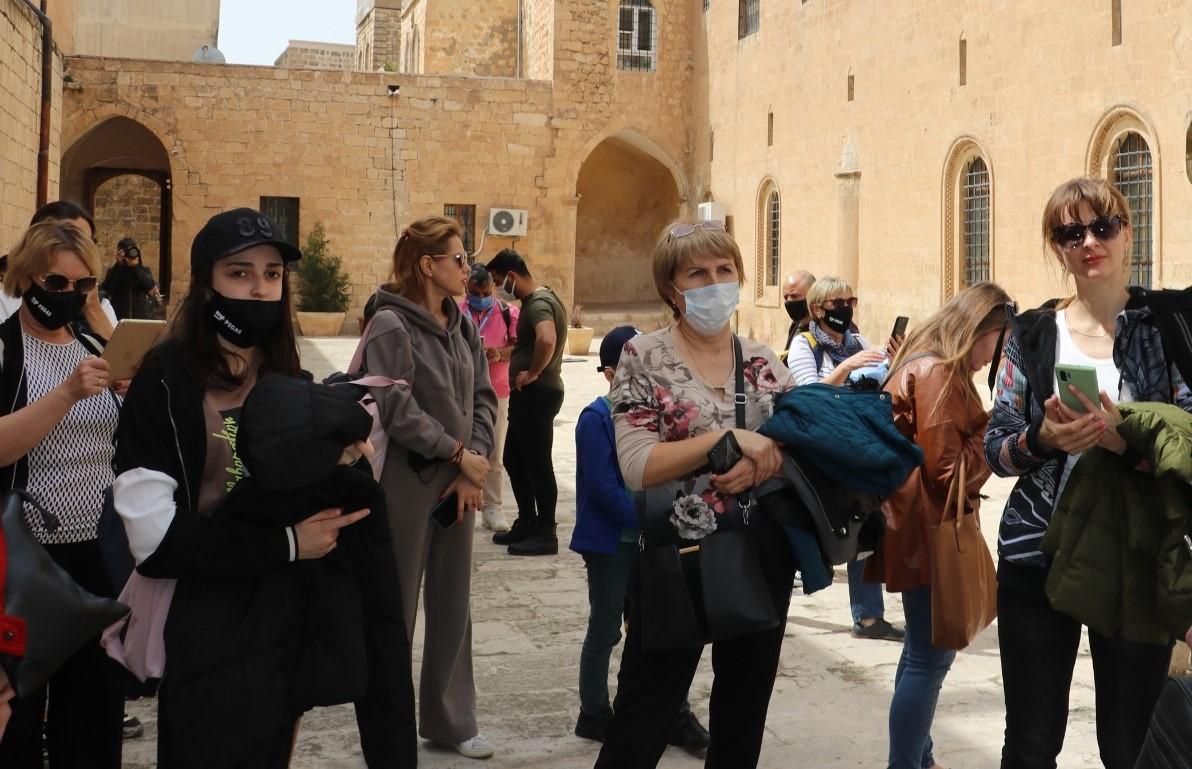 Mardinli Turizmcileri üzen haber
