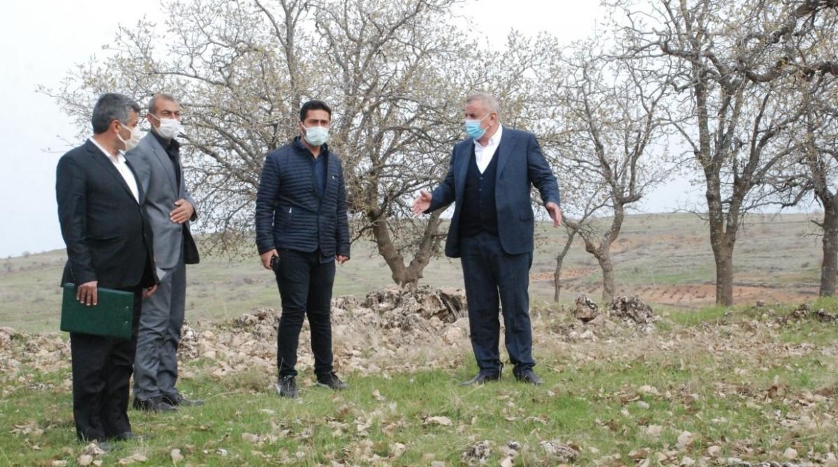 Midyat Belediyesi'nden Yeşil Alan Atağı