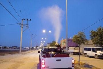 Sivrisinek mücadelesinde tam gaz