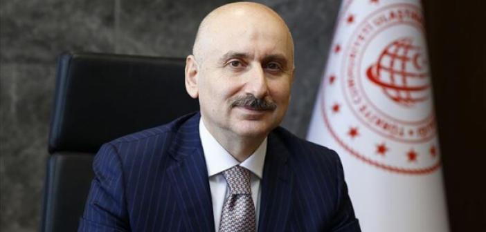 Ulaştırma ve Altyapı Bakanı Karaismailoğlu Mardin'e geldi.