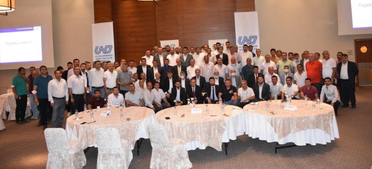 UND, Mardin'de değerlendirme toplantısı yaptı