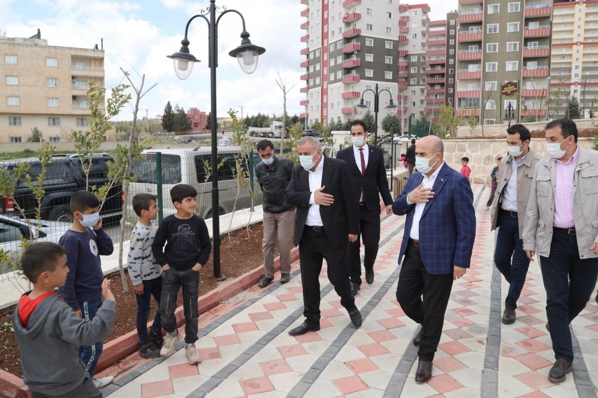 Vali Demirtaş, İlçe Ziyaretlerini Sürdürüyor